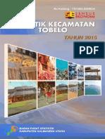 Statistik Kecamatan Tobelo 2015