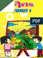 GRADE 2 - Unit 1 & 2 Bulletin Board Display (Blank Title) Tambayan