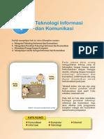 TIK Kelas 7. Bab 1. Teknologi Informasi Dan Komunikasi