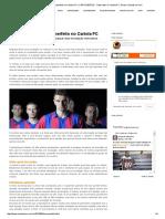 Como Montar Um Time Perfeito No Cartola FC _ CARTOLEIROS - Tudo Sobre o Cartola FC