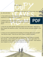 Soup Leaves Home Reading Group Guide