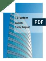ITIL - ITSM