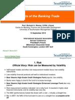 Richard Werner_Secrets of Banking Trade 2014