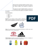 Signos Distintivos Tema 1