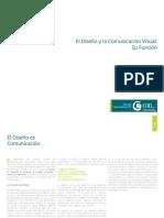 El Diseño y la Comunicacion visual