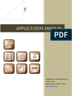 M3Mobile Application Manual