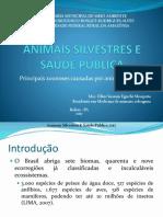 Animais Silvestres e Saúde Pública ENAAG