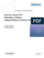 Adept Robot Control Library StartupGuide en 201605 P103-E1-01