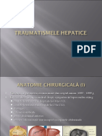 Curs 6 1 Traumatisme Hepatice