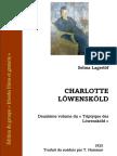 Lagerlof Charlotte Lowenskoldf