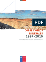 Cochilco Anuario 1997-2016