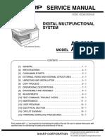 AR208 Service Manual