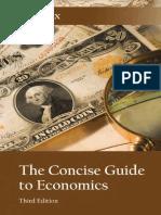 Concise Guide to Economics Cox