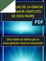 Parábolas de la gracia o del amor gratuito de Dios Padre..pptx