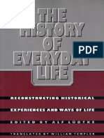 22573562 the History of Everyday Life
