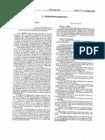 Decreto 178-2006 Normas Proteccian Avifauna