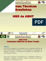 1 Normas Tecnicas Brasileiras Final NBR5410e14039