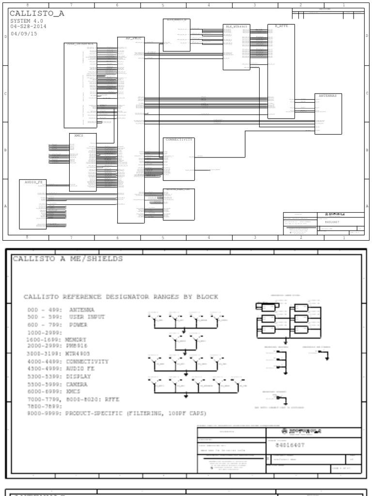 MOTO G3 Esquema Eletrico XT1543 Schematic.pdf | Information ...