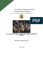 Altamirano (1993) Tesis de Licenciatura Pumpu