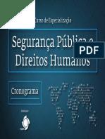 Encarte Segurança Pública e Direitos Humanos