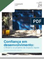 HAMANN, E, GARBINO, H. & FOLLY, M. Confiança em desenvolvimento_ o Brasil e os projetos de impacto rápido.pdf
