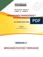SEMANA 3-Mercados Futuros