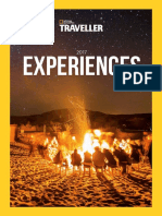 National Geographic Traveller UK Experiences 2017