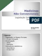 Medicinas Nao Convencionais