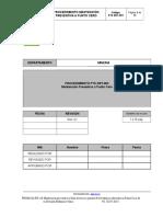 PTS-DRT-003 Mantencion Preventiva a Punto Cero RT