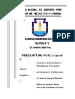 Trabajo de Inmunología Básica (Influenza)