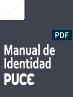 Manual de Identidad PUCE V005 062017