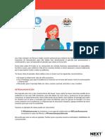 Marketing RRSS Twitter Descripción y Usos