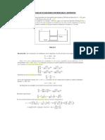 Problemas de Ecuaciones Diferenciales. Depositos