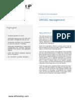 Efficientip DNSSEC Management Ds