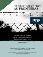 Procesos de significación de las fronteras