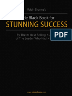 RobinSharma the Little Black Book for Stunning Success Min