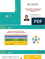 ModeloSistemico MSCH 2017 1 EncuentroRegional UDCH