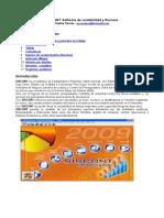 Siscont Software Contabilidad Finanzas