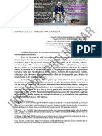 2017 - 07 - Informe Censo Popular Personas en Situación de Calle Informe Preliminar 1º CPPSC