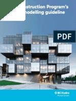Energy Modeling Guidelines