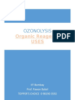 Ozono Lys Is - IIT Chemistry reagents tips