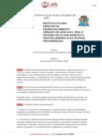 Plano Diretor de Desenvolvimento Urbano de Aracaju (2000)