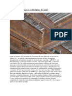 Conexiones Típicas en Estructuras de Acero