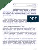 Diccionario Crítico de Ciencias Sociales Sociología de la Educación