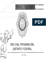 Red Vial Primaria Del DF