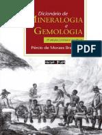 Dicionario Mineralogia Gemologia 2ed DEG - Amostra