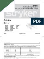 Manual de Uso Módulos Cargadores Baterías S6 ES
