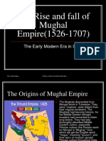 The Rise and fall of Mughal Empire.ppt