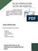 Sistema de Conduccion de Gases en Un Hospital
