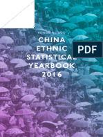 Rongxing Guo (Auth.)-China Ethnic Statistical Yearbook 2016-Palgrave Macmillan (2017)